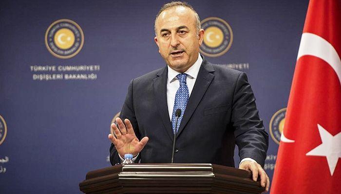 Çavuşoğlu'ndan Suriye açıklaması: İstikrar için siyasi çözüm şart