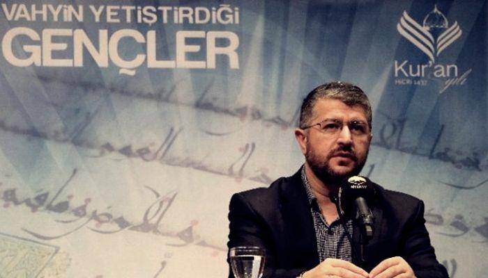 M. Emin Yıldırım: Saatlerini nargile salonlarında devlet kurarak heder edenler, sadece Kudüs davasının dedikodusunu yaparlar!