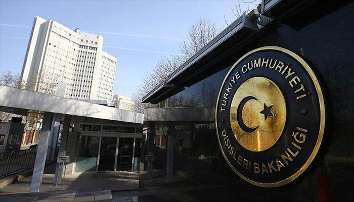 Dışişleri'nden ABD'ye: Daha önce örneğine rastlanmamış bir şekilde Türkiye'nin içişlerine müdahale edilmiştir