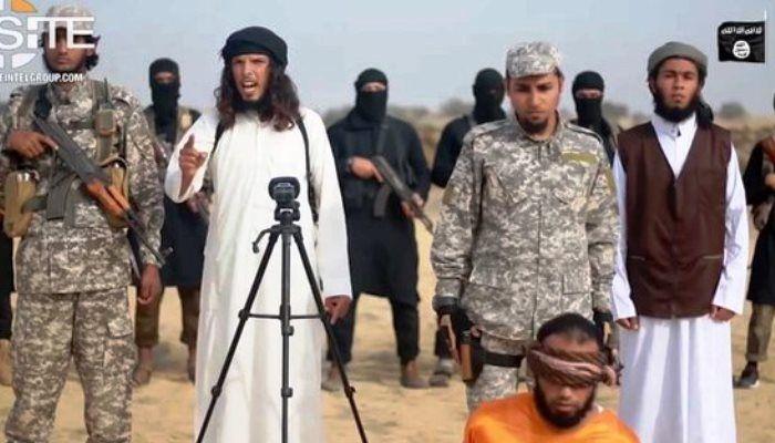 IŞİD Filistin İslami Direniş Hareketi Hamas'a savaş ilan etti