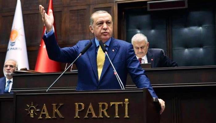 Erdoğan'dan ABD'ye: 'Beraber yapalım' dediğimizde neredeydiniz?