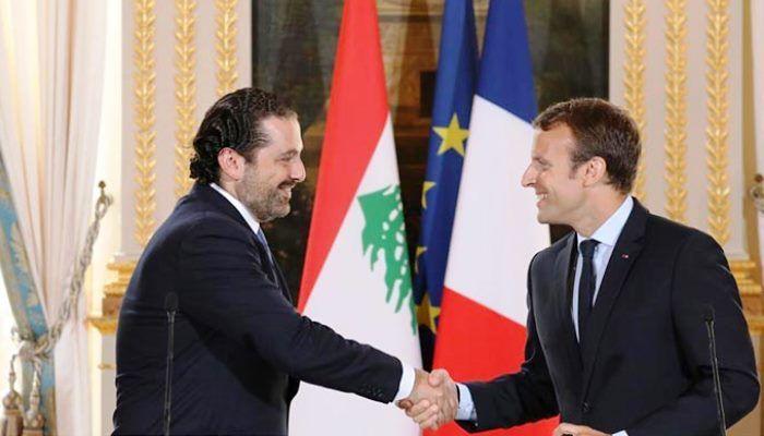 Fransa'dan Lübnan'a 550 milyon euro