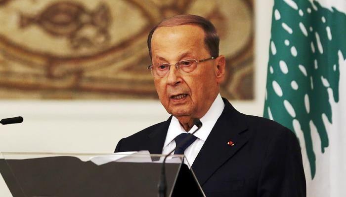 Lübnan Cumhurbaşkanı: İsrail'in Lübnan'ı tehdit etmesi kabul edilemez