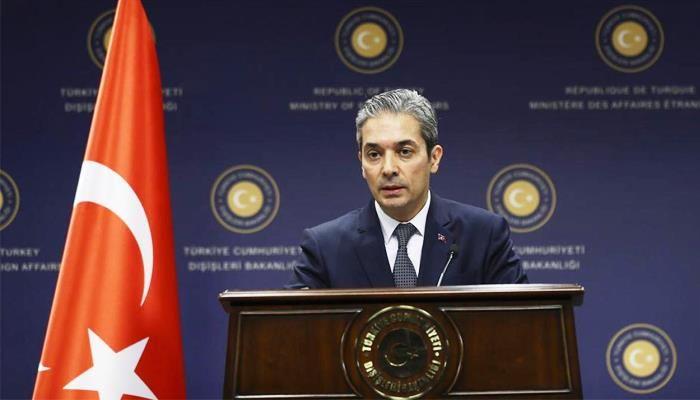 Dışişleri Sözcüsü ''ABD, İran nükleer anlaşmasından çekilirse Türkiye'nin tavrı ne olur'' sorusunu yanıtladı