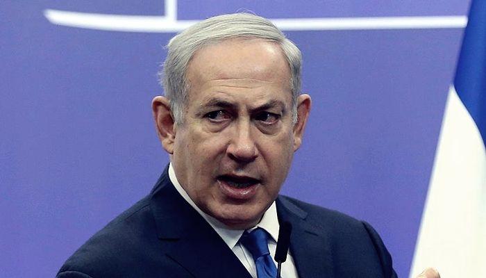 Netanyahu'dan Suriye'ye tehdit