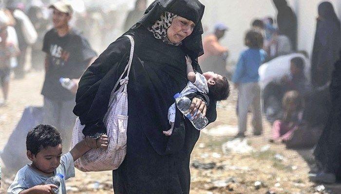 Birleşmiş Milletler: Dünyada göç etmek zorunda kalan kişi sayısı 68.5 milyona ulaştı!