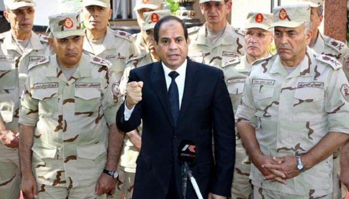 ABD destekli darbeyle Müslüman Kardeşleri deviren Sisi: Mısır düşerse, bölge de düşecekti!
