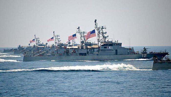 Devrim Muhafızları Komutanı Tengsiri: ABD ve bölge dışından gelenler Basra Körfezi'ni terk etmeli