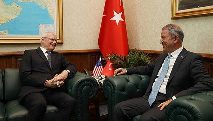 Erdoğan'ın Başdanışmanı Çevik 'ümitli': Türk-Amerikan dostluğuna inanan bizler için Jeffrey'in ziyareti önemli