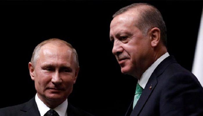 Erdoğan ve Putin'den ortak İdlib açıklaması: 15 km'lik silahsız bölge kuracağız