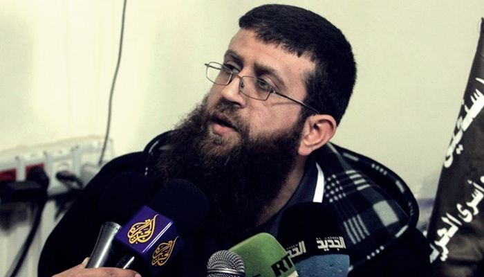 52 gündür açlık grevi yapan Filistinli esir Hıdır Adnan'ın sağlık durumu kötüleşti