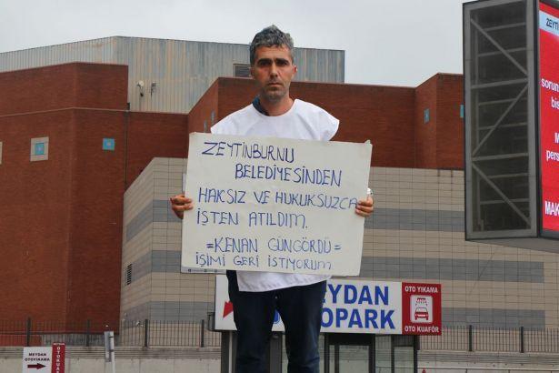 KHK'yla atılmıştı; 7 aylık mücadelesi sonunda işçi haklı, belediye haksız bulundu!