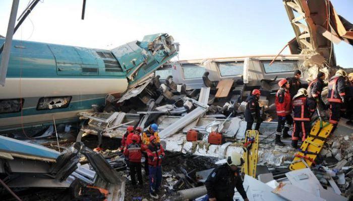 BTS Başkanı Bektaş: Kazanın olduğu tren hattında sinyal sistemi yoktu