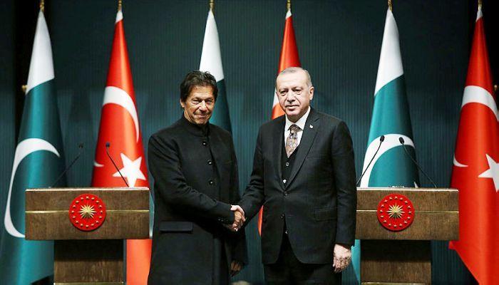 Erdoğan ve İmran Han'dan; Türkiye, Afganistan ve Pakistan üçlü zirvesi kararı