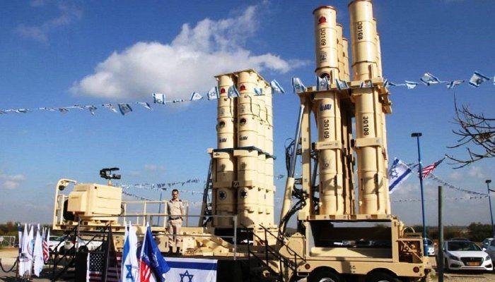 İran'ı balistik füzeyle suçlayan İsrail balistik füze savunma sistemini test etti