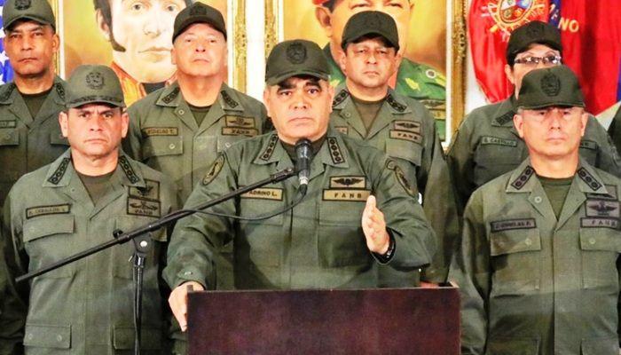 23 Şubat öncesi gerginlik artıyor: Venezuela ordusu sınırda konuşlandı