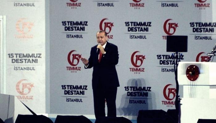 Erdoğan: 20 bin öğretmen ataması daha yapacağız