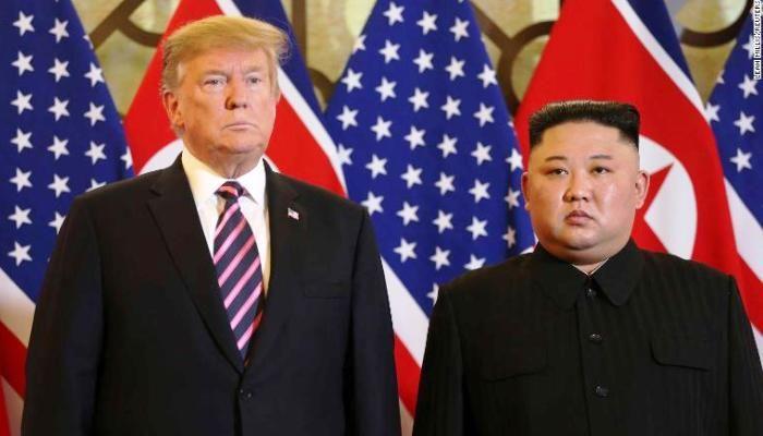 ABD-Kuzey Kore zirvesi erken bitti; Beyaz Saray'dan açıklama