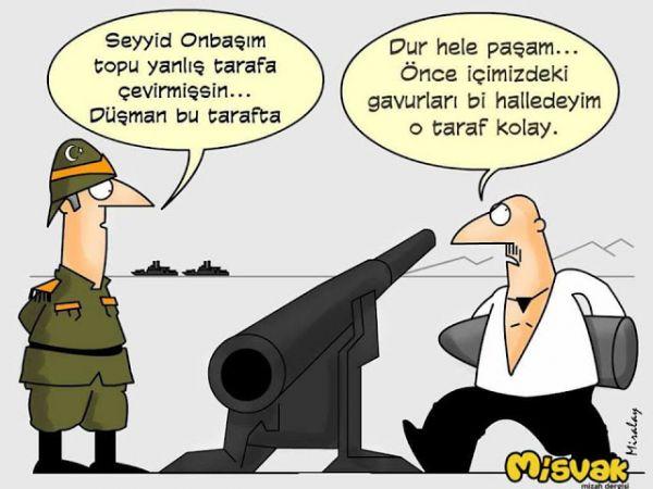 AK Parti'li vekilden Misvak dergisine tepki