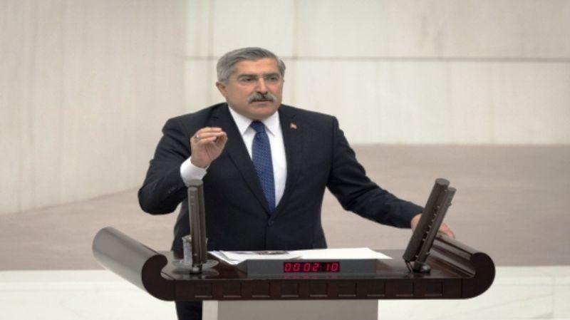 Ak Partili Vekil Yayman: Öcalan'ın 8 yıldır avukatlarıyla görüşmediği doğru değil