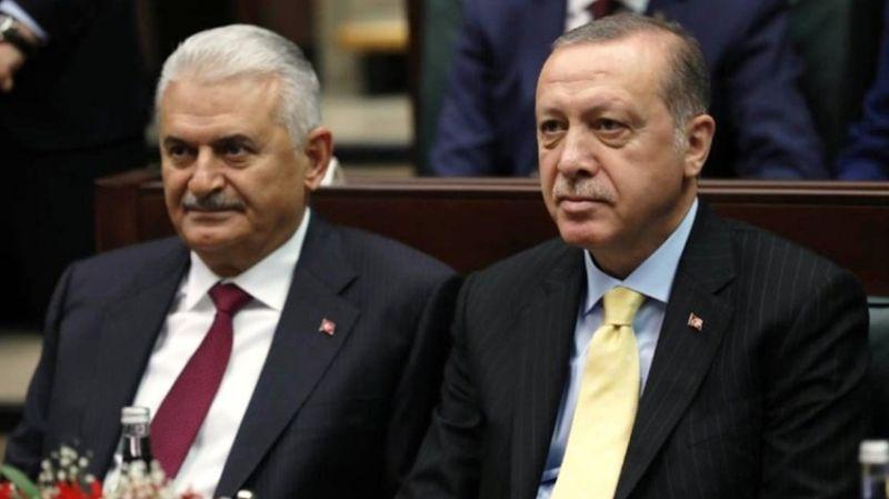 Erdoğan 'kamera görüntüleri var' demişti; Yıldırım 'bilgim yok' dedi
