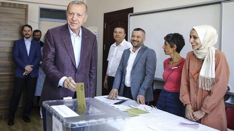 Erdoğan:Bu şekilde yapılmamalıydı, seçmen en isabetli kararı verecektir