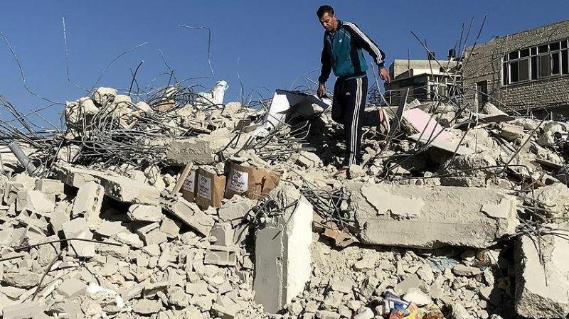 israil Gazze Bölgesinde 11 Yılda 46 Bin Ev Yıktı