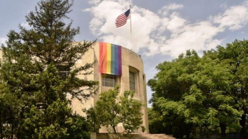 Soylu açıkladı: ABD'den Ankara'daki LGBT derneğine milyon dolarlık yardım!