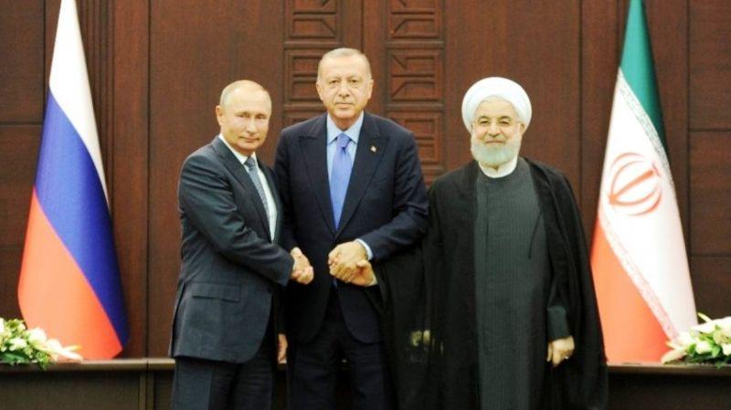 Sedat Ergin: Bildiri gösteriyor ki Türkiye, Rusya ve İran Fırat'ın doğusunda ABD'ye karşı tavır aldı