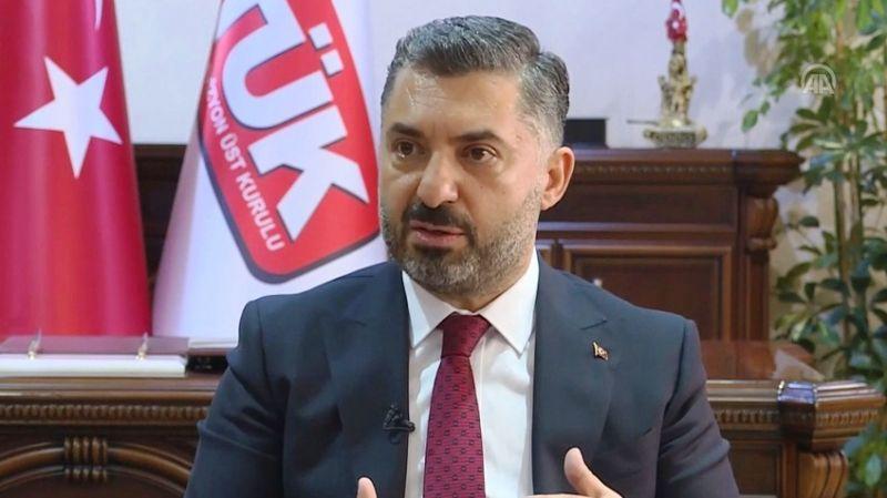 60 bin lira maaş aldığı söylenen RTÜK Başkanı'ndan açıklama