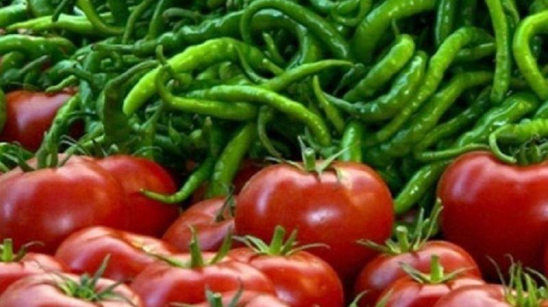 Tezgahlardaki domates, salata ve biber test edildi; ortaya vahim sonuçlar çıktı