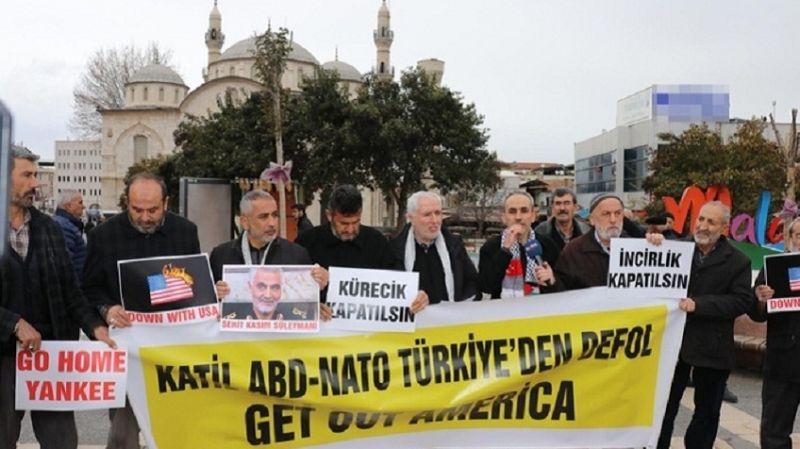 Mavi Marmara gazisi: Yüzyılın Anlaşması'nın, Kasım Süleymani'nin şehadetinden sonra açıklanması dikkat çekicidir