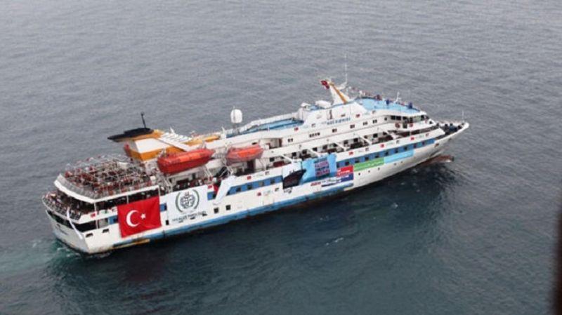 Mavi Marmara şehitlerinin katili dışişleri bakanı oldu