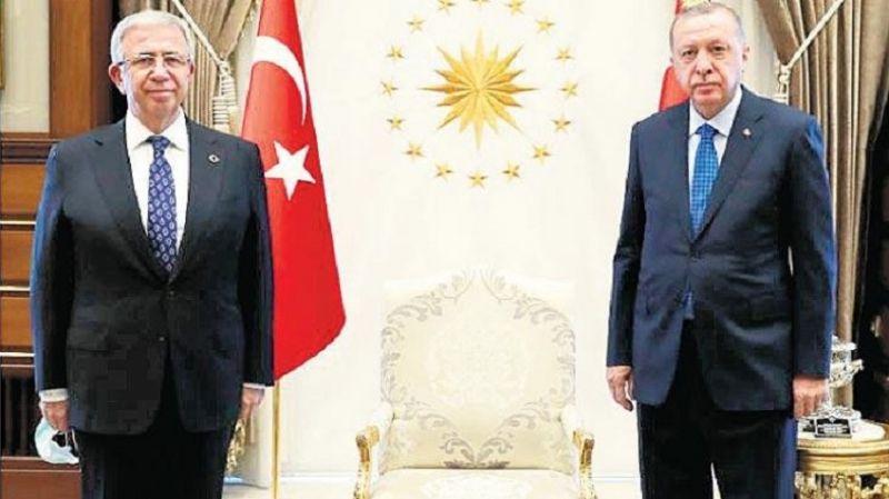 Erdoğan-Mansur Yavaş görüşmesinin detayları ortaya çıktı