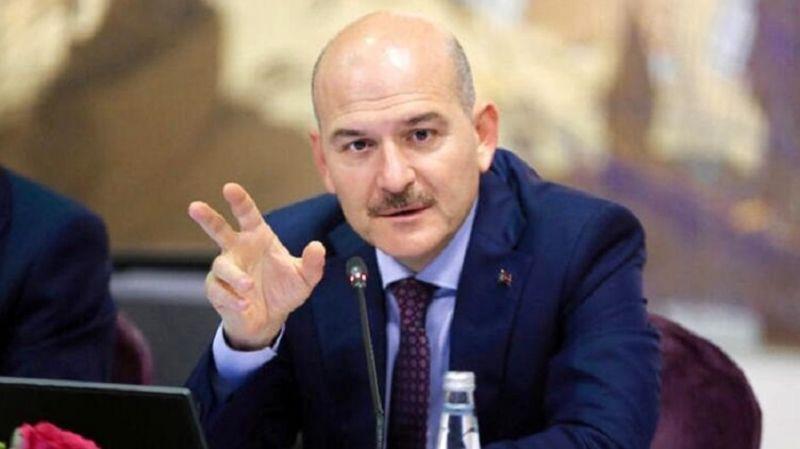 Süleyman Soylu'dan üç medya organına sert tepki