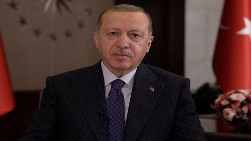Cumhurbaşkanı Erdoğan: Bizim ne Doğu'ya, ne de Batı'ya sırtımızı dönme lüksümüz olabilir