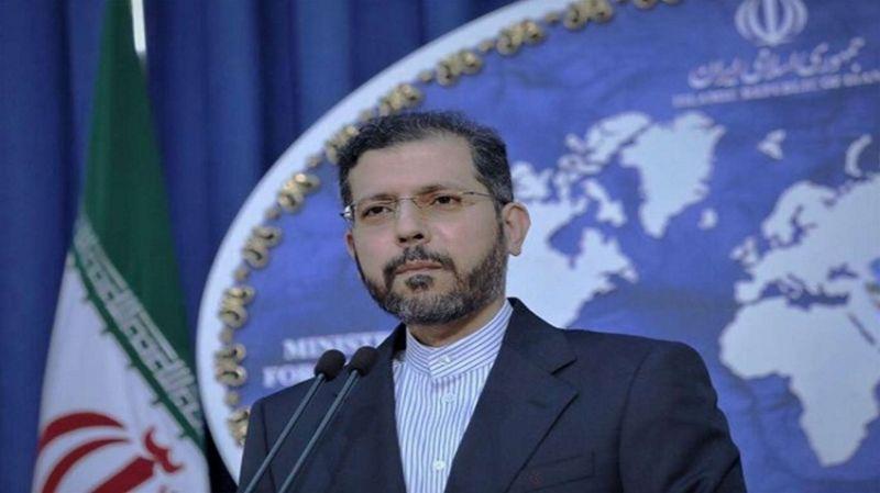 İran Kabil Büyükelçiliğine yapılan roketli saldırıdan ABD'yi sorumlu tuttu