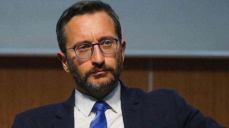 Fahrettin Altun'dan Olay TV açıklaması