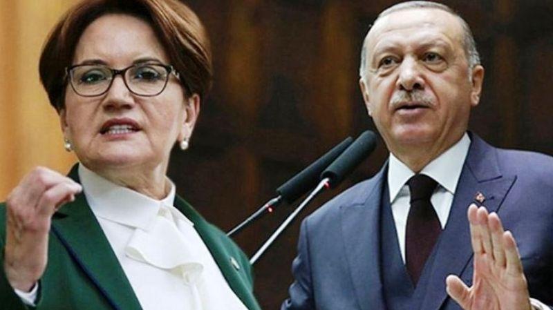 Akşener: Şu anda MHP ile AKP'nin kurucu değerleri arasında bilek güreşi var