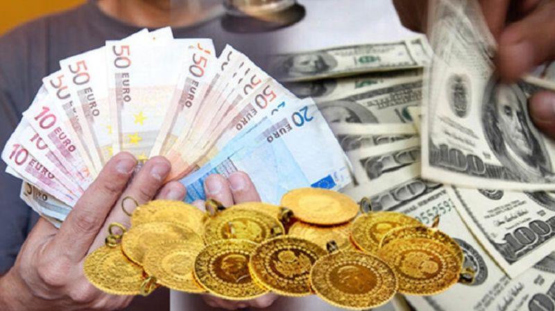 Dolar, euro ve altında son rakamlar