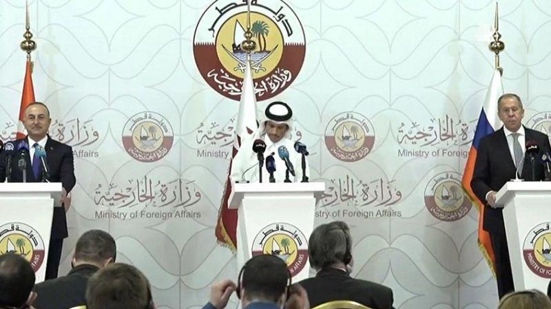 Suriye'de üçlü istişare mekanizması: Türkiye, Katar, Rusya…