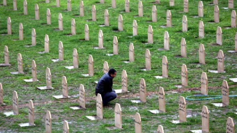 Halepçe Katliamı 33 senedir yürekleri yakmaya devam ediyor