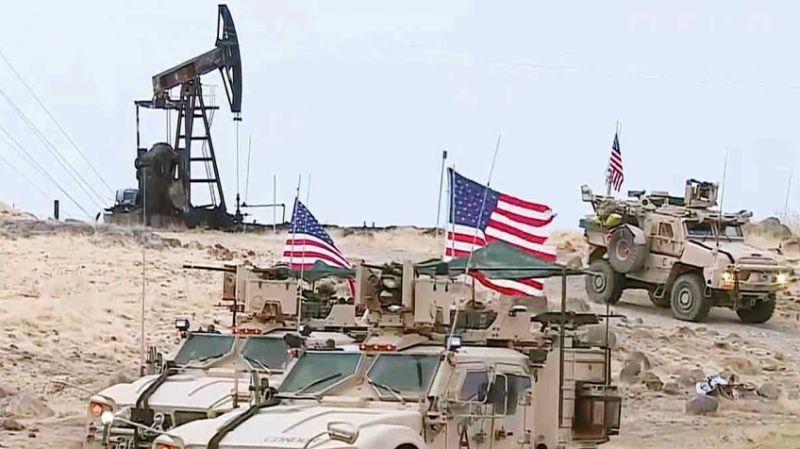 Suriye: Amerika, tıpkı bir korsan gibi petrolümüzü yağmalıyor