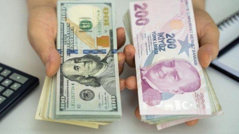 Merkez Bankası'ndaki görev değişikliğinin ardından dolar hızla yükselişe geçti