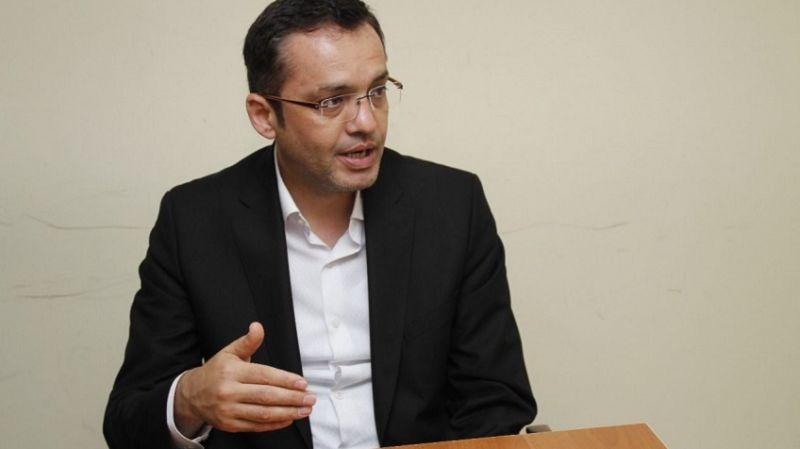 Ali Aktaş, cumhurbaşkanlığına aday oldu