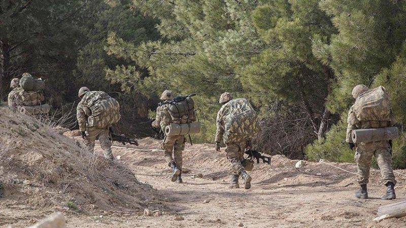 Kuzey Irak'a harekat başlatıldı