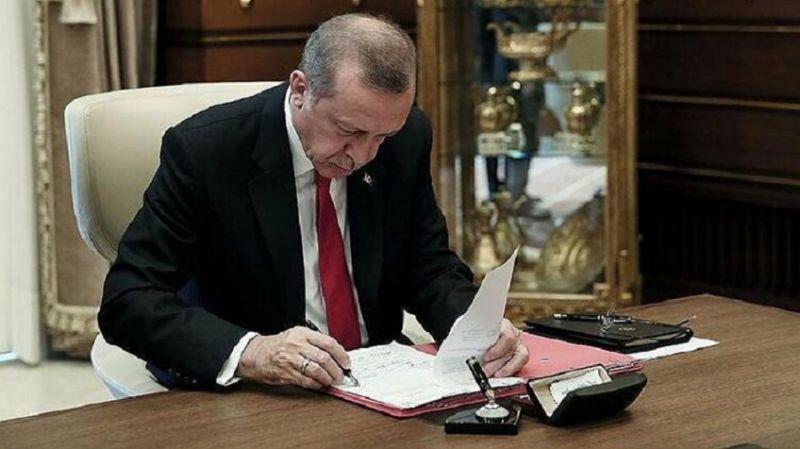 Erdoğan'dan Bakan yardımcılıklarına yeni atamalar
