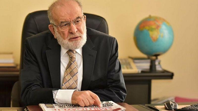 Temel Karamollaoğlu, ittifak şartını açıkladı; 'genel başkanlığı bırakacak mısınız?' sorusuna cevap verdi