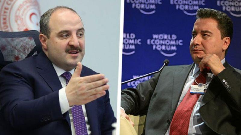 Mustafa Varank'tan Ali Babacan'a sert eleştiriler: Bilmesem kanardım!