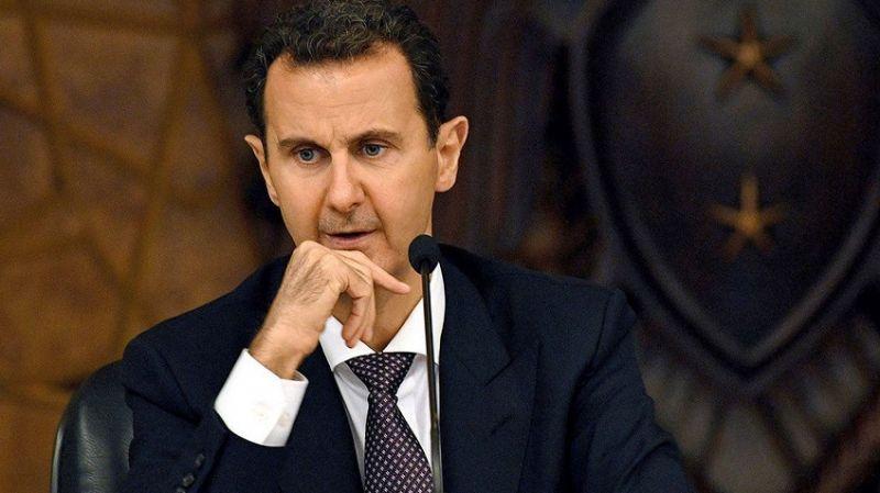 Esad, Suriye'de genel af çıkardı